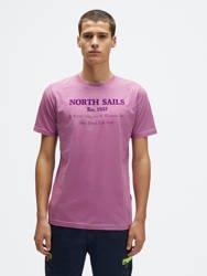 Koszulka męska NORTH SAILS T-SHIRT S/S GRAPHIC  2741 0576