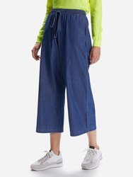 Spodnie damskie NORTH SAILS DRAWSTRING TROUSERS 4672 C001