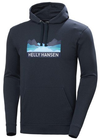Bluza HELLY HANSEN NORD GRAPHIC PULLOVER 62975 597