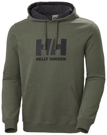 Bluza męska HELLY HANSEN LOGO HOODIE 33977 421