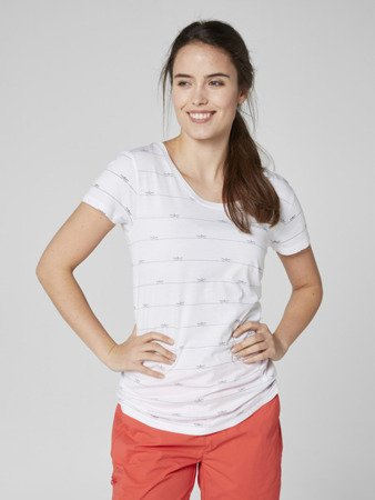 KOSZULKA HELLY HANSEN W NAIAD GRAPHIC T-SHIRT 54379 689