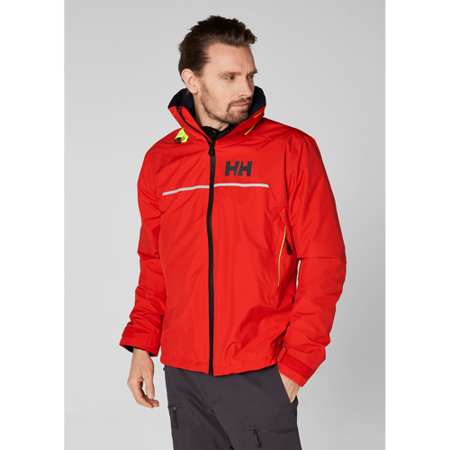 KURTKA HELLY HANSEN HP FJORD JKT 33878 RED