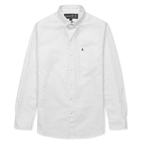 Koszula męska MUSTO AIDEN OXFORD 80684 002