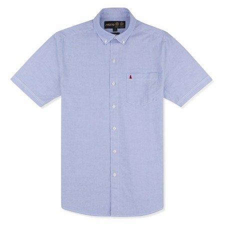 Koszula męska MUSTO AIDEN OXFORD 80685 BLUE