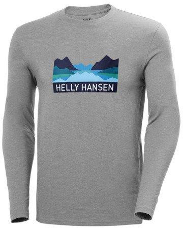 Koszulka HELLY HANSEN NORD GRAPHIC 62977 949