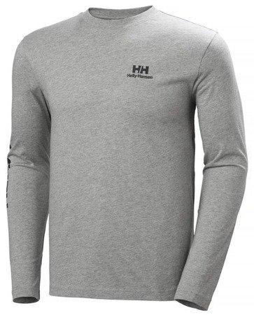 Koszulka męska HELLY HANSEN YU20 LS T-SHIRT 53465 949