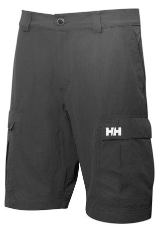 "SZORTY HELLY HANSEN QD CARGO 11"" 54154 980 EBONY"