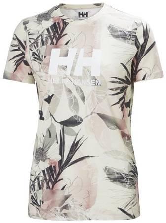 T-shirt damski HELLY HANSEN HH LOGO 34112 034