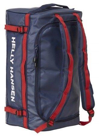 TORBA HELLY HANSEN  67167 689 NEW CLASSIC DUFFEL BAG GRANATOWA S